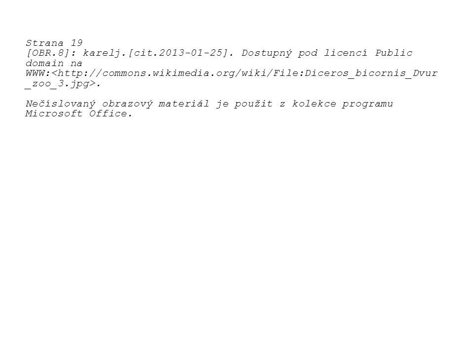 Strana 19 [OBR.8]: karelj.[cit.2013-01-25]. Dostupný pod licencí Public domain na.